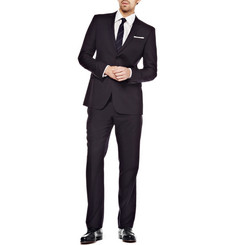 Burberry Two Button Wool Suit $1,095