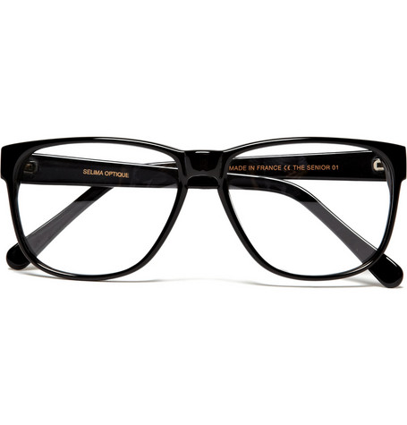 Selima Optique Black Framed Optiacl Glasses 325